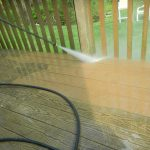 Remove Stubborn Stains with Pressure Washing